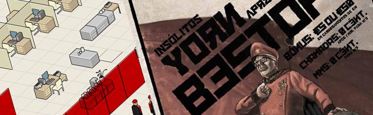 Brandia Central | Jogo Yorn