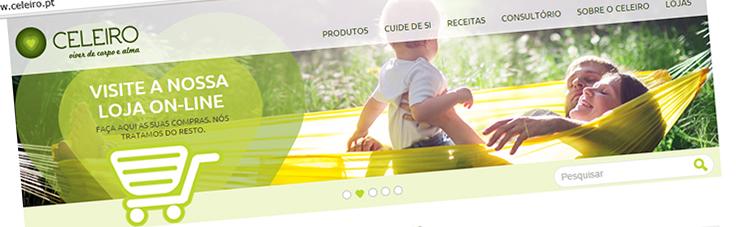 Celeiro | Website e Loja Online do Celeiro